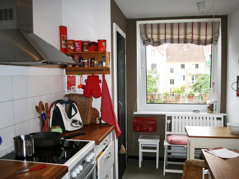 Beitragsbild klitzekleine Küche