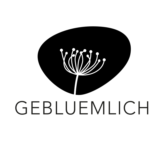 Logo des Blogs gebluemlich.de