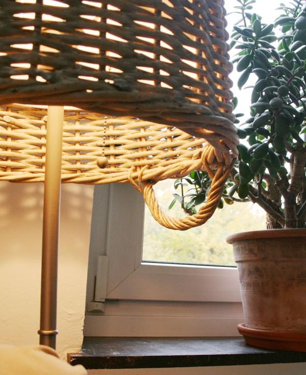 Beitragsbild Lampenschirm Upcycling