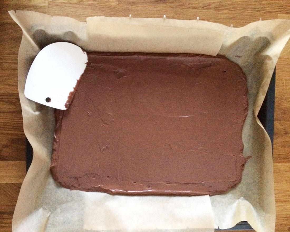 Geburtstagskuchen Zubereitung Schritt 7