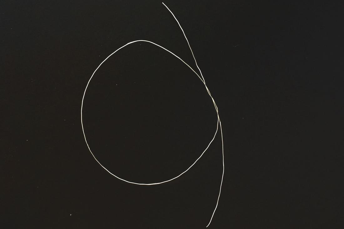 Draht zu einem Ring formen