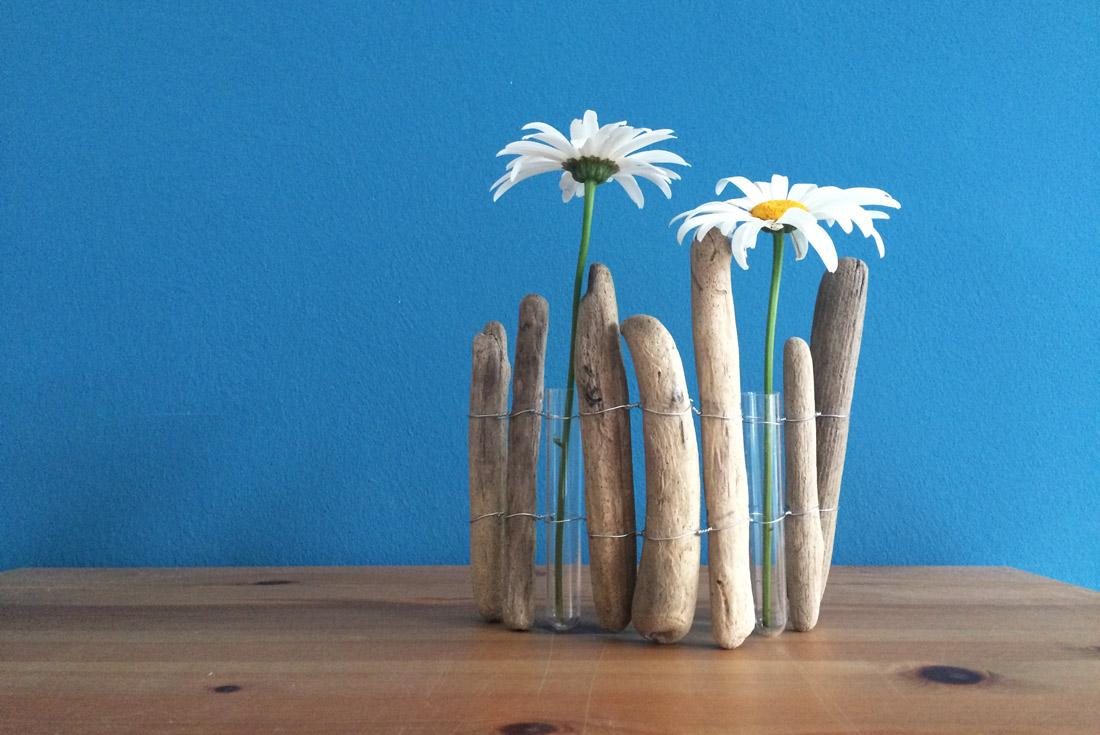 Schönes DIY aus Treibholz